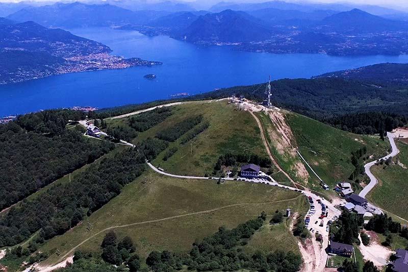 Il Monte E Il Parco Del Mottarone